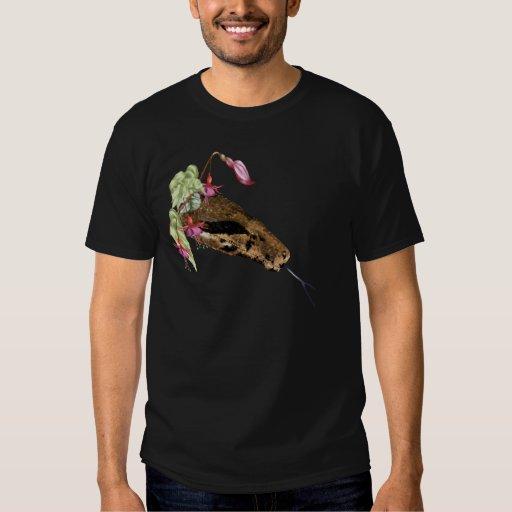 Boacontrictor hace frente a la camiseta remera