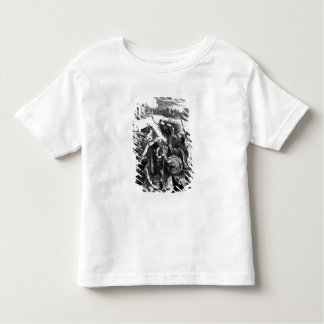 Boadicea Inciting the Iceni against the Romans Toddler T-shirt