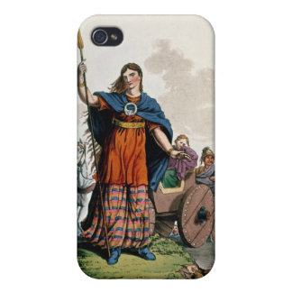 Boadicea, Queen of the Iceni iPhone 4 Cover
