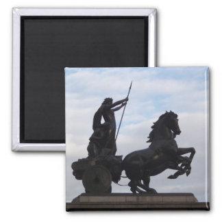 Boadicea Statue Magnet