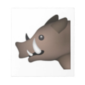 Boar - Emoji Notepad