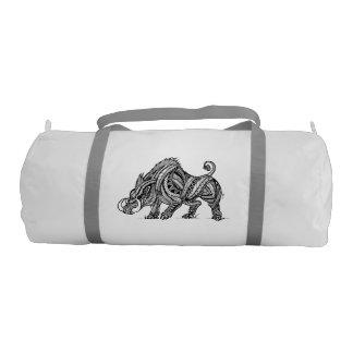 Boar Gym Bag