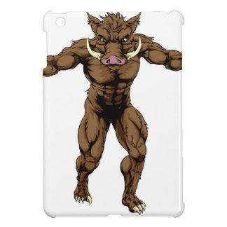 Boar mascot case for the iPad mini