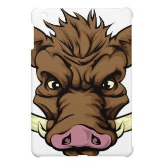 Boar mascot iPad mini cover