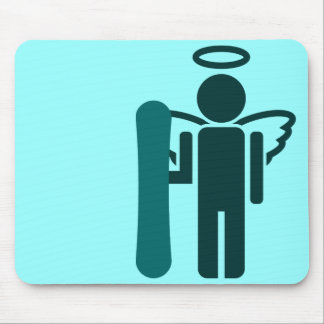 board angel. mouse pad