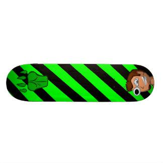 Board Beasts Black & Green Deck