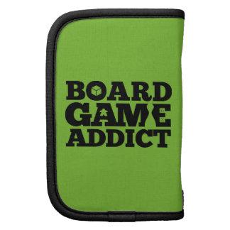 Board Game Addict Folio Planners