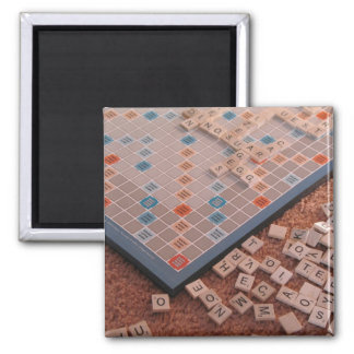 Board Game Tiles 2 Inch Square Magnet