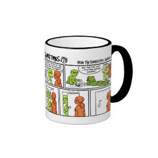 Board Games Ringer Mug