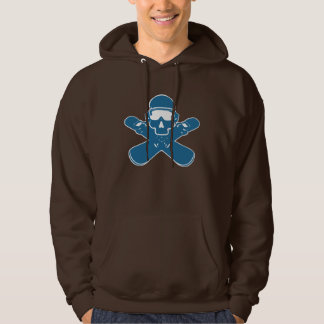 Board Life Hooded Pullover