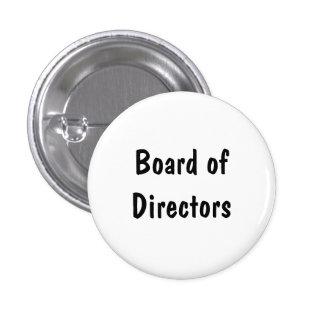 Board of Directors Pinback Button