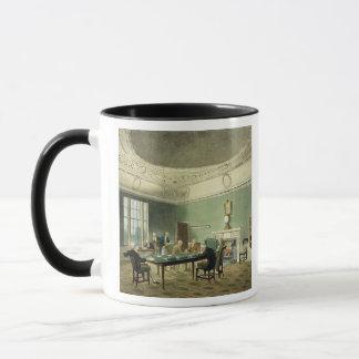 Board of Trade, from 'Ackermann's Microcosm of Lon Mug