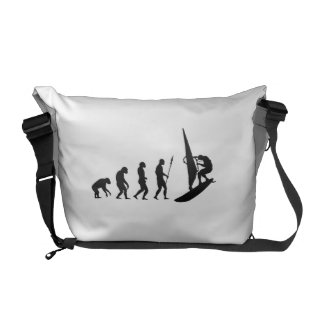 Board Sailing Evolution Courier Bags