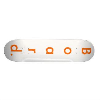 Board. Skateboard Deck