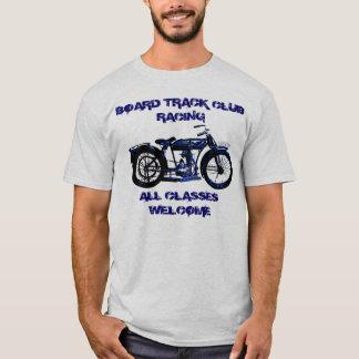 Board Track Motorcycle Racing T-Shirt