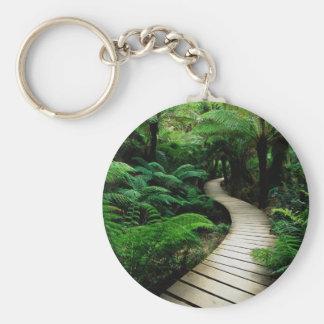 Board Walk Keychain