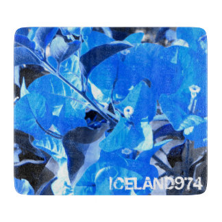 Board with cut out-glass déco-ICELAND974 Cutting Boards