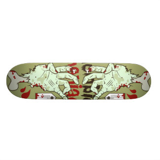 board Zombie manaic Skateboard