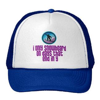 BoardChick Days Trucker Hat