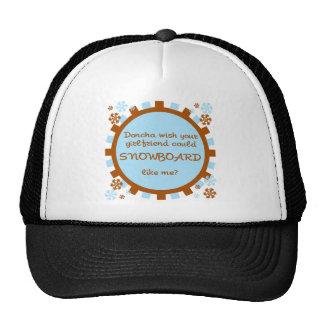 BoardChick Doncha Trucker Hat