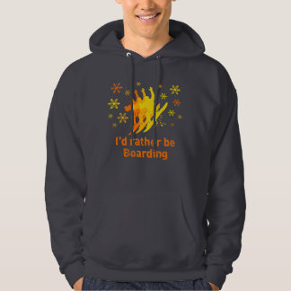 BoardChick Rather Hoodie