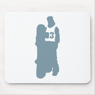 Boarder Mouse Pad