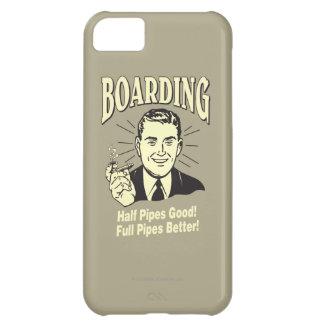 Boarding:Half Pipe's Good Full Better iPhone 5C Case