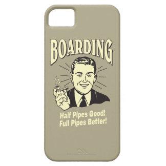 Boarding:Half Pipe's Good Full Better iPhone SE/5/5s Case