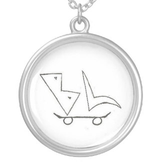 Boarding Life Necklace