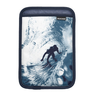 Boarding Trybe Tube, Hawaiian Surf Graphic iPad Mini Sleeve