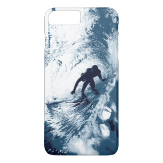 Boarding Trybe Tube, Hawaiian Surf Graphic iPhone 8 Plus/7 Plus Case