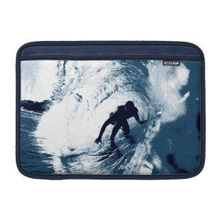 Boarding Trybe Tube, Hawaiian Surf Graphic MacBook Air Sleeve