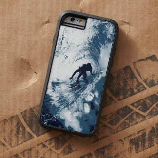 Boarding Trybe Tube, Hawaiian Surf Graphic Tough Xtreme iPhone 6 Case