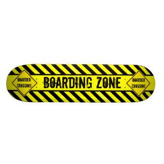 boarding zone skateboard