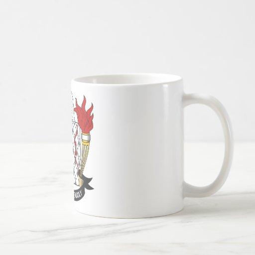Boardman Family Crest Classic White Coffee Mug