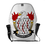 Boardman Family Crest Courier Bags
