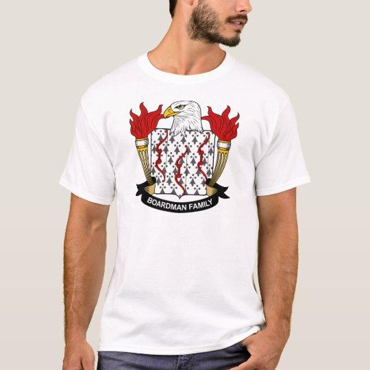 Boardman Family Crest T-Shirt