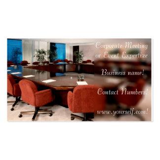 Boardroom business card