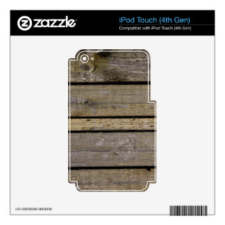 boards iPod touch 4G skins