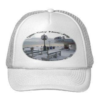 Boardwalk 2010ovl3 mesh hat