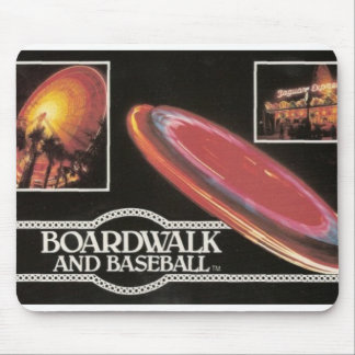 Boardwalk and Baseball Theme Park -Haines City, FL Mousepad