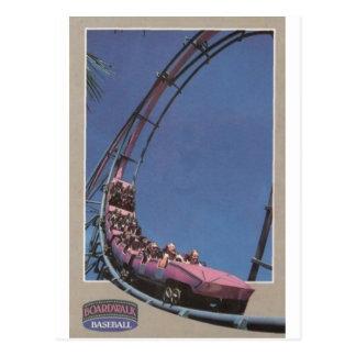Boardwalk and Baseball Theme Park -Haines City, FL Postcard
