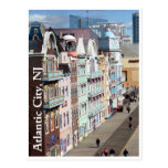 Boardwalk at Atlantic City, New Jersey Postcard