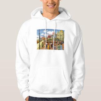 Boardwalk, Atlantic City Vintage Sweatshirt