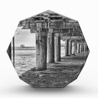 """Boardwalk"" ""Beach"" ""Beach Art"" ""Beach Picture"" Acrylic Award"