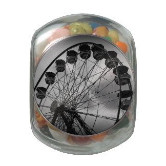 Boardwalk Beauty Jelly Belly Candy Jars