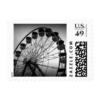 Boardwalk Beauty Postage Stamp