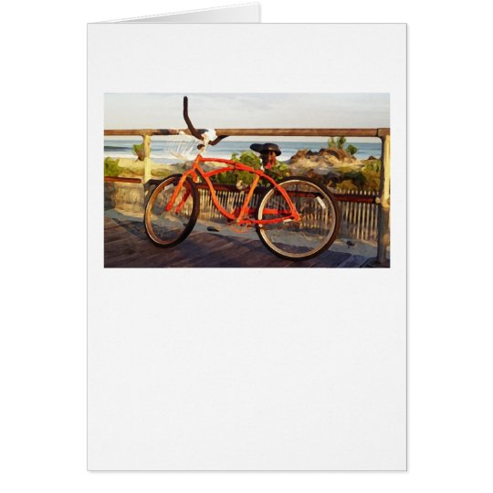 Boardwalk Bike Card