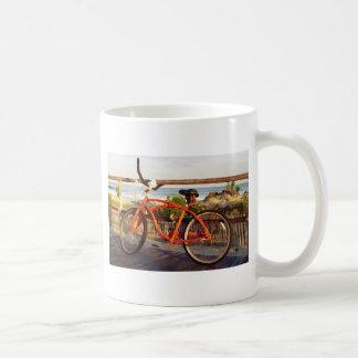 Boardwalk Bike Coffee Mug