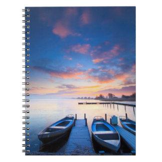 Boardwalk Boats Notebook